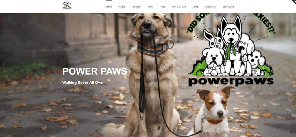powerpaws business